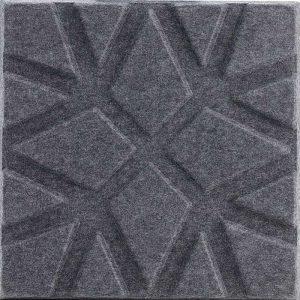 Akustik Panel grau